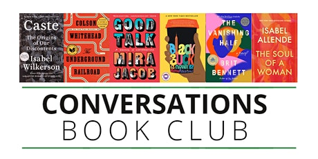 Conversations Book Club tickets