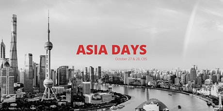 Asia Days 2021 - Emergence of FinTech & E-commerce in Asia tickets