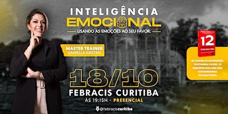 Treinamento Inteligência Emocional: Usando as emoções a  seu favor! ingressos