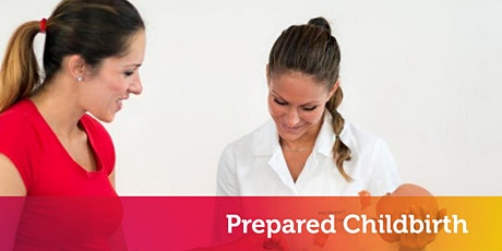Prepared Childbirth - 3rd Trimester and Comfort Measures tickets