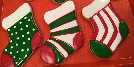 Christmas Cookie Decorating tickets