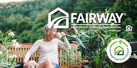 Webinar: Mortgage Strategies + Retirement Planning tickets