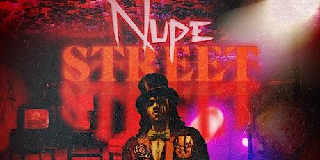 NUPESTREET 2021 tickets