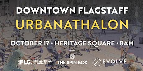 Downtown Flagstaff Urbanathalon tickets