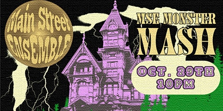 MSE Monster Mash tickets