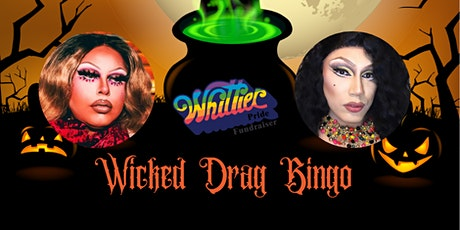 Wicked Drag Bingo tickets