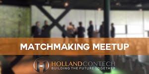 Holland ConTech Meetup Building Holland 2016