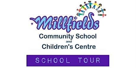 Millfields Community School Tour tickets