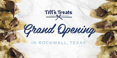 10/23 Rockwall Tiff's Treats Grand Opening tickets