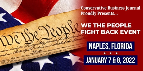 We The People Fight Back Event tickets