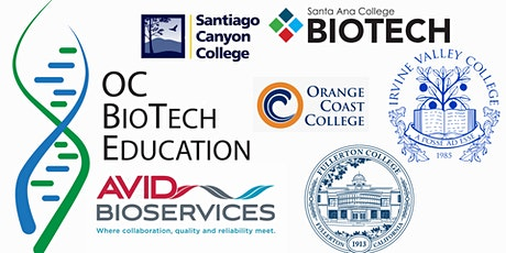 OC Biotech Education Info Session tickets