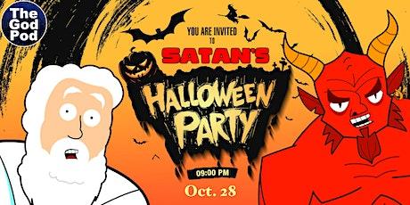 Satan's Halloween Party! tickets