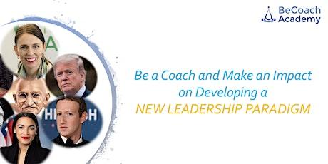 Leadership Coaching Programme tickets