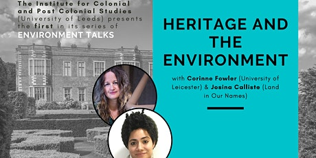 Heritage and the Environment tickets