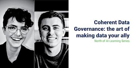 Coherent Data Governance: the art of making data your ally biglietti