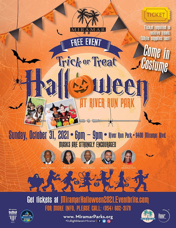Halloween at River Run Park image