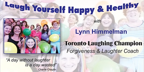 Outdoor Energy-Boosting Laughter Class x 1: Oct. 21 tickets