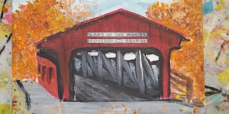 11/7 $50 Lake of the Woods Covered Bridge Fundraiser  @  Lake of the Woods tickets