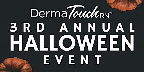 DermaTouch RN  Annual Halloween Event - Houston tickets