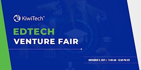 EdTech Venture Fair tickets