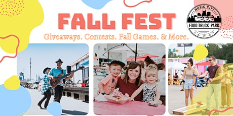 Fall Festival @ Music City Food Truck Park tickets