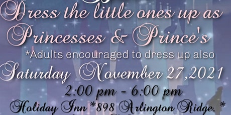 The ENCHANTED BALL tickets