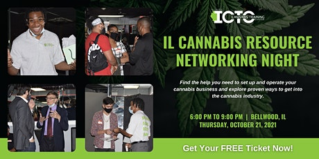 IL Cannabis Resource Networking Night tickets