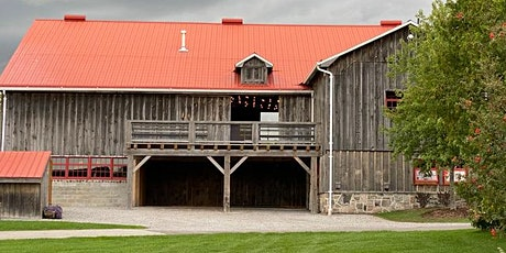 Stouffville Christmas Home  Tour - 2021 Barn Tour and Marketplace tickets
