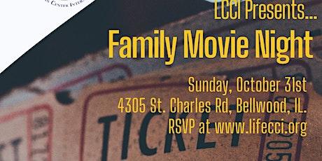 LCCI Family Movie Night tickets