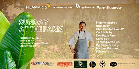 Sunday at the Farm: A Filipino-inspired Brunch tickets