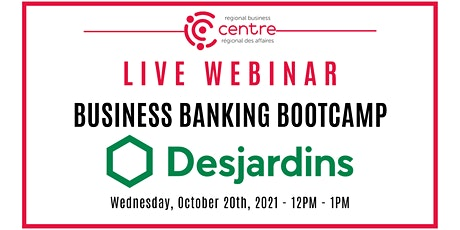 Business Banking Bootcamp tickets