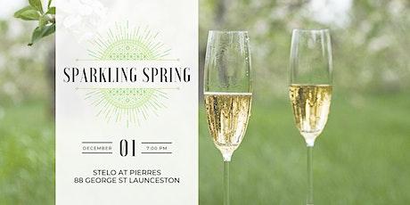 Sparkling Spring Dinner | Stelo at Pierres tickets