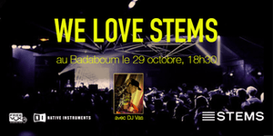Native Instruments & Freevox vous invitent à WE LOVE...