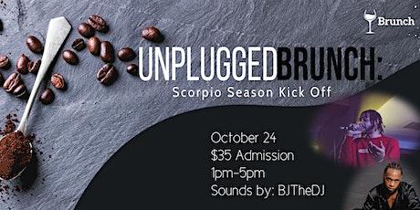 Unplugged Brunch tickets
