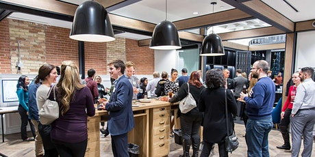 Toronto Entrepreneurs & Business Owners - Oct Speed Networking Social Event tickets