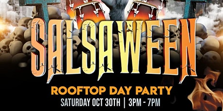 Salsa by the Bay - Rooftop Rumba SalsaWeen Day Party tickets