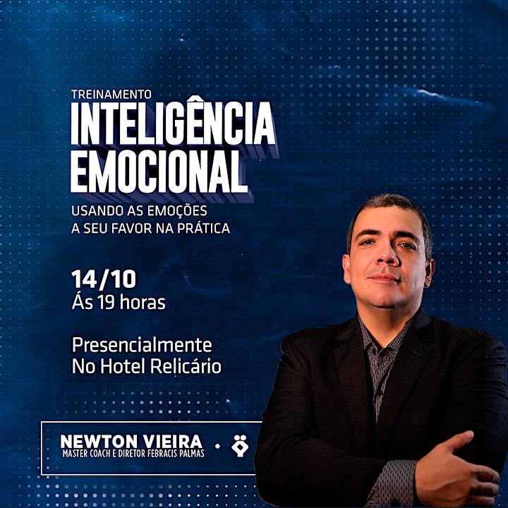 Imagem do evento [Araguaína-TO] Palestra Inteligência Emocional
