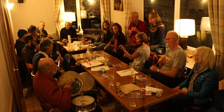 Storylands Sessions - Trad Table Tunes Workshop #2 - Session 'Dry Run' tickets