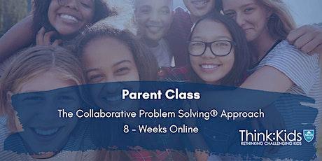 Think:Kids 8-Week Online Parent Class  Wednesday's 5p-630pmET/2pm PT tickets