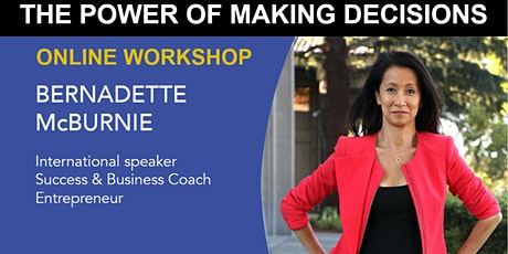 THE POWER OF MAKING DECISIONS tickets