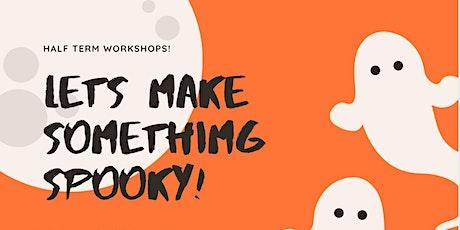 Children's Halloween Workshops-Make a magic wand! tickets