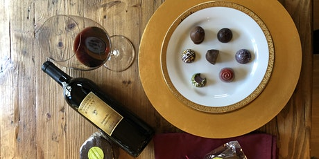 Artisan Wine and Chocolate: A Special Pairing Event tickets