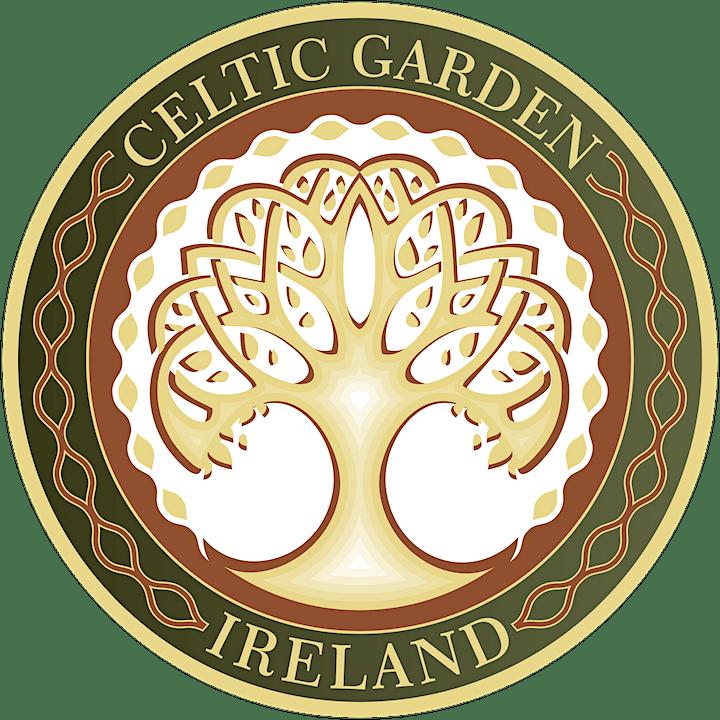 Halloween Celtic Garden Ireland image