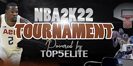 NBA2K22 TOURNAMENT tickets