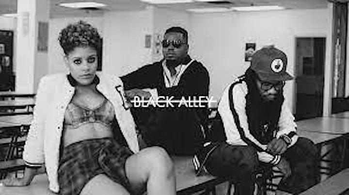 THE 17TH ANNUAL ALL BLACK AFFAIR -  RAHSAAN PATTERSON & ALGEBRA BLESSETT image