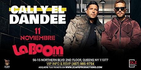 CALI Y EL DANDEE EN NEW YORK EN CONCIERTO tickets