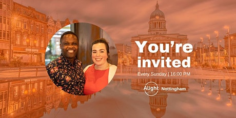 Alight Ministries - Sunday Service ( 4PM ) tickets