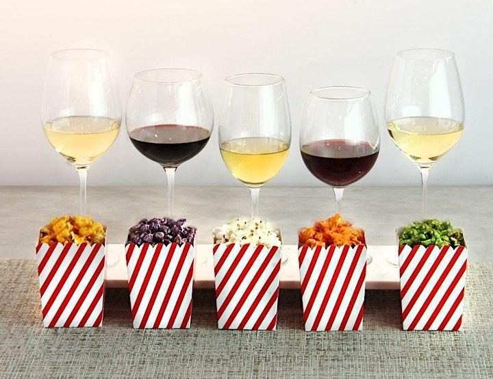 POPup Shop Show Wine Fiesta  Wine Tasting image