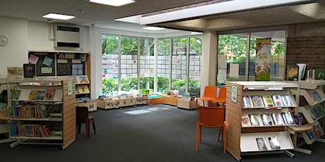 Halloween Story Time Fun at Battersea Park Library tickets