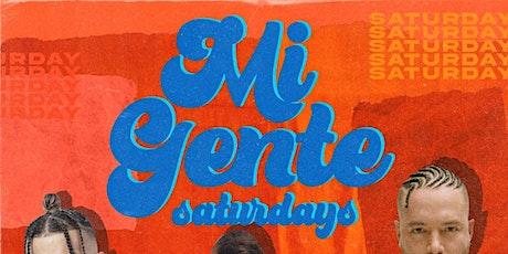 Mi Gente tickets